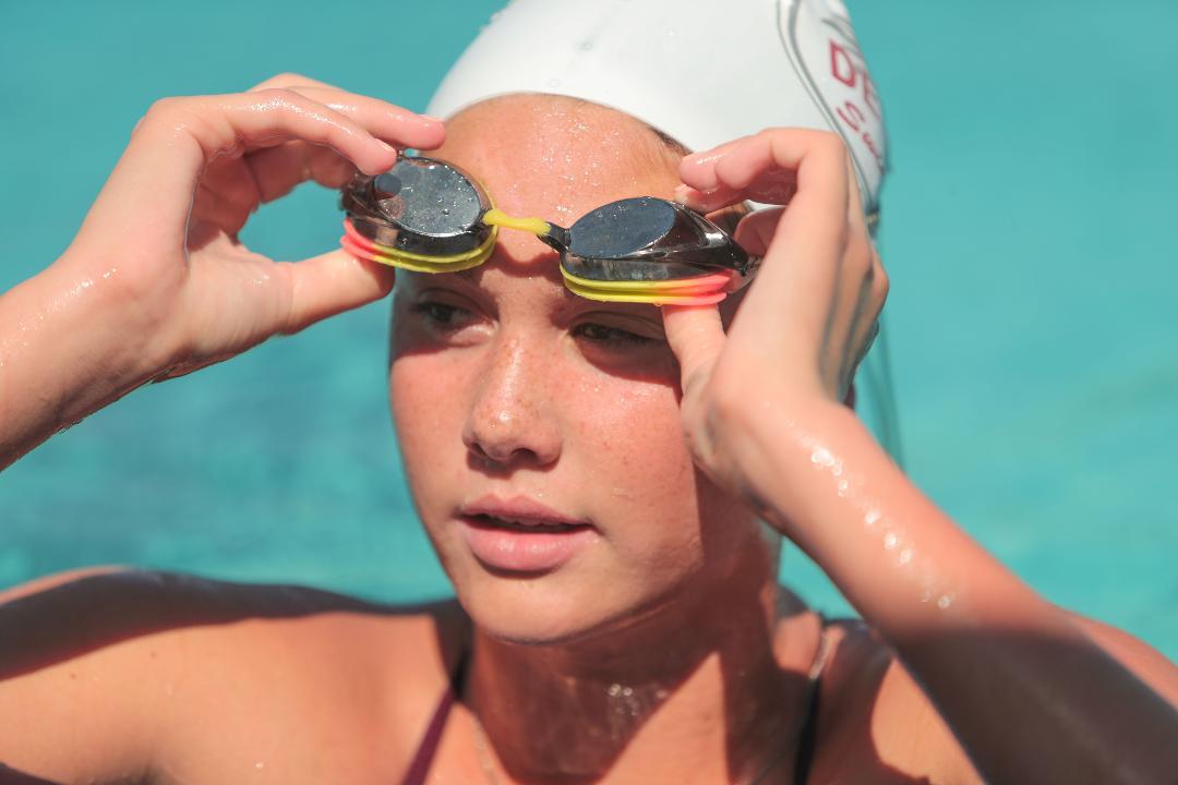 Akemi Von Scherr, Desert Sun's female athlete of the year.