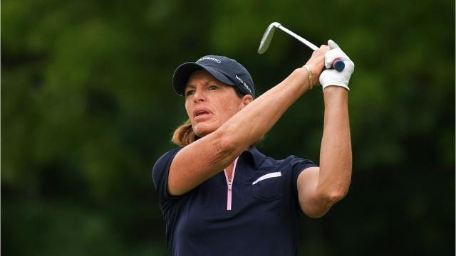 Numerous desert golfers will be in the field this week of the inaugural U.S. Senior Women's Open near Chicago.