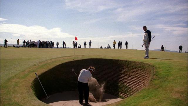Carnoustie will be the home of the Open Championship in Scotland this week.