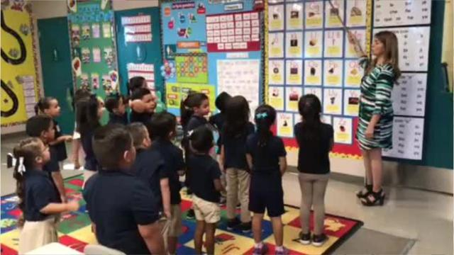 A peek into dual immersion classrooms in the Coachella Valley.