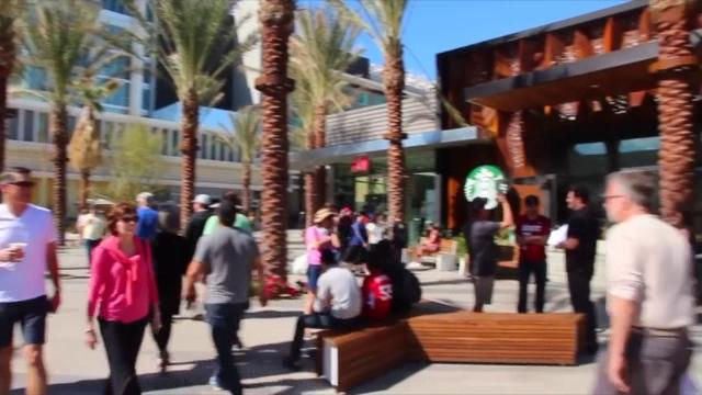 This is the promotional video by the Palm Springs Chamber of Commerce in advance of Mayor Robert Moon's State of the City presentation on Sept. 6, 2018.