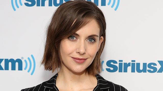 Alison Brie climbs the top rope in Netflix's wrestling comedy 'GLOW'