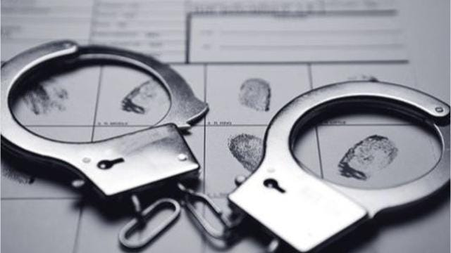 Arrest Mugshots 7.6.2017