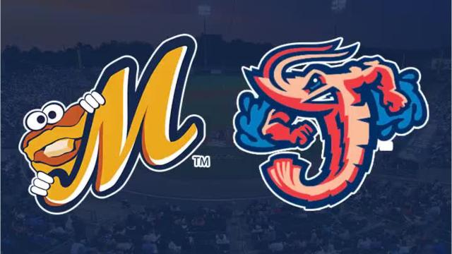 Biscuits beat Jumbo Shrimp 11-5