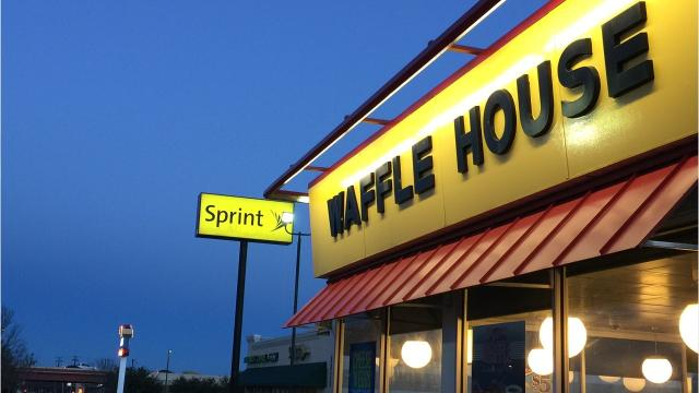 Donnie Wahlberg Leaves A $2,000 Tip For Waffle House Servers