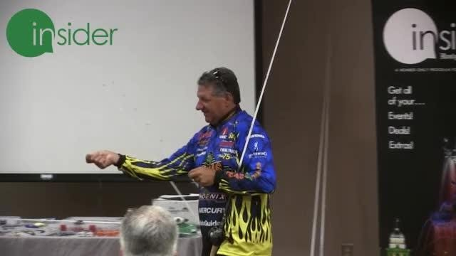 Insider event: Fishing tips from Mike DelVisco