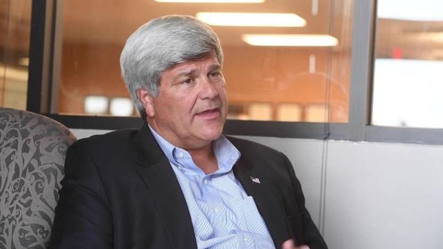 Trip Pittman discusses his run for the U.S. Senate