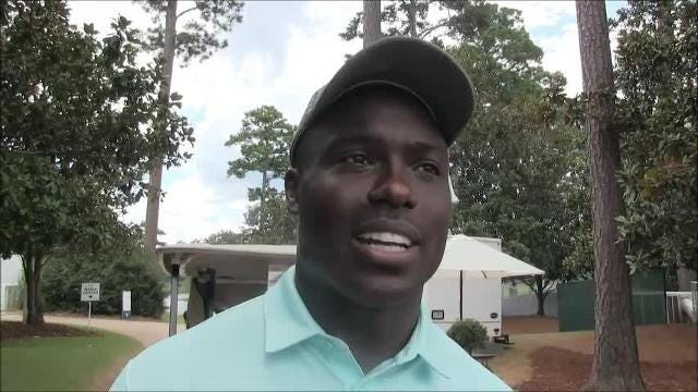 Ronnie Brown senses excitement for 2017 Tigers