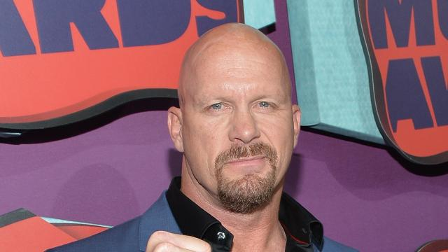 CMT Renews 'Steve Austin's Broken Skull Challenge'