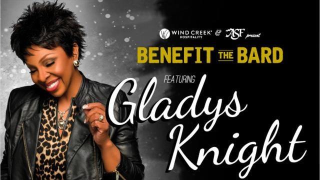 Gladys Knight at ASF