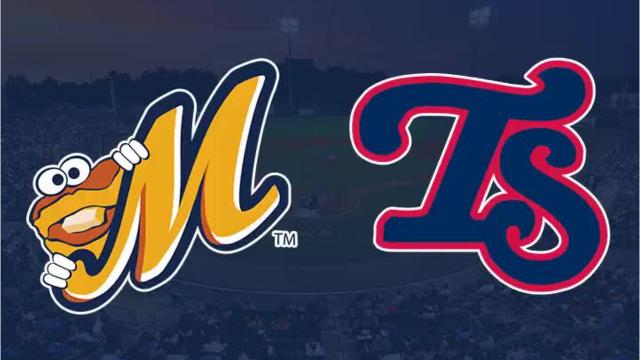 Biscuits down Smokies in series opener