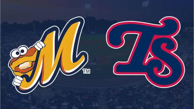 Biscuits down Smokies in 9th