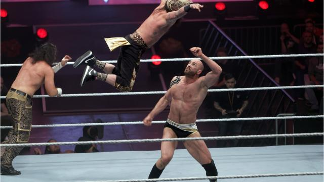 WWE Bans Beach Balls After 'SummerSlam' Incident Involving Cesaro