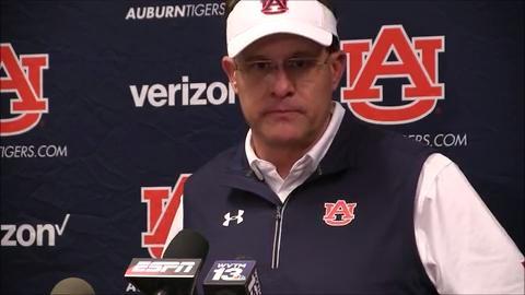 Malzahn: Auburn offense 'didn't get it done'