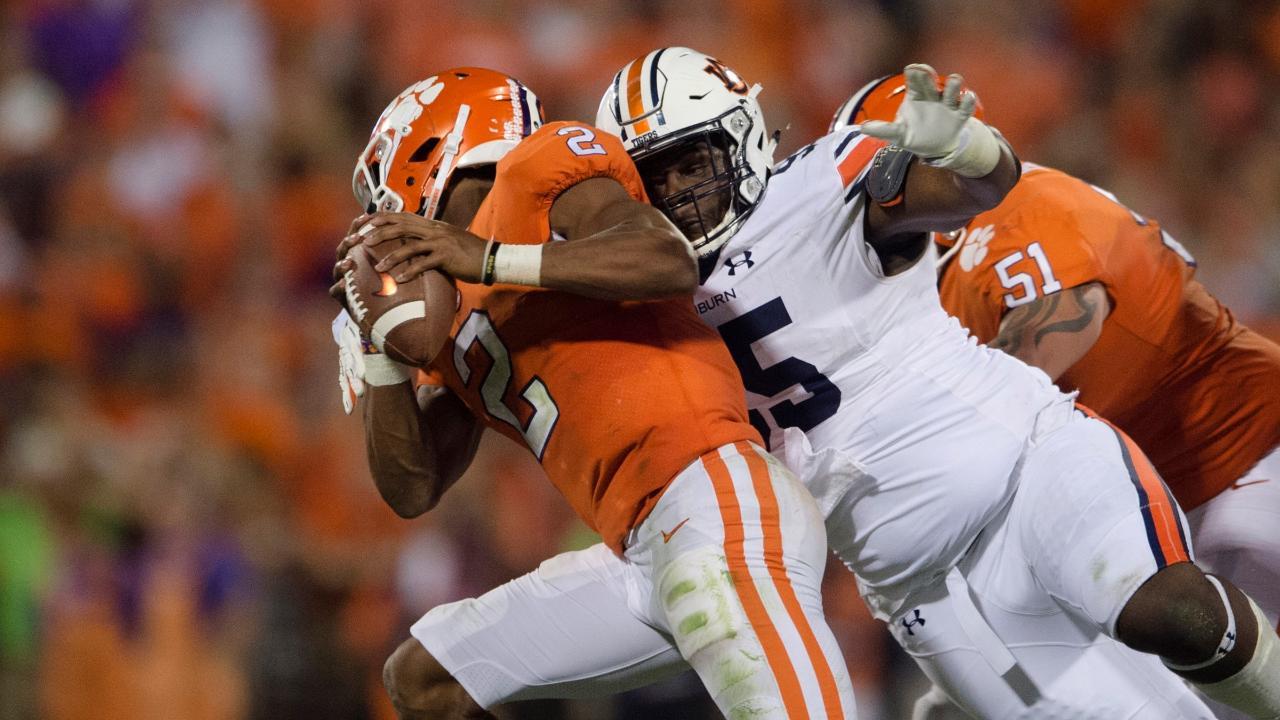 Rankin & Stevens: Divided locker room at Auburn?
