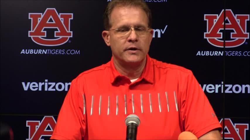 Auburn changes: Lindsey in the box, Hand on the field