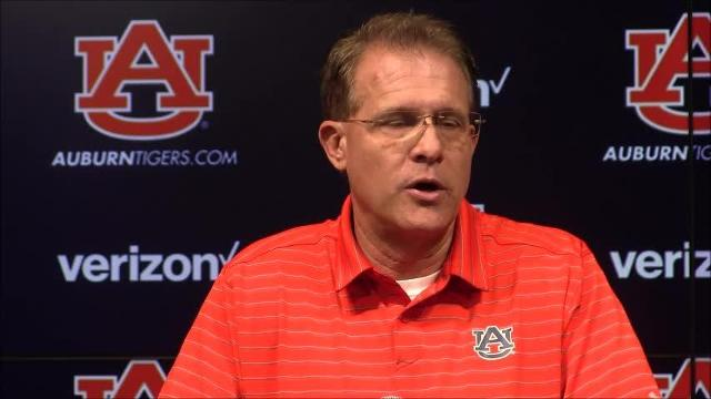 White out, Cowart leaving as Auburn heads into SEC opener