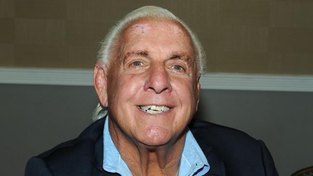 Ric Flair Opens Up About Near-Death Experience