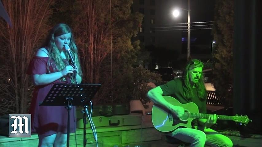 Kurt McKinney & Paula Marie Harsey