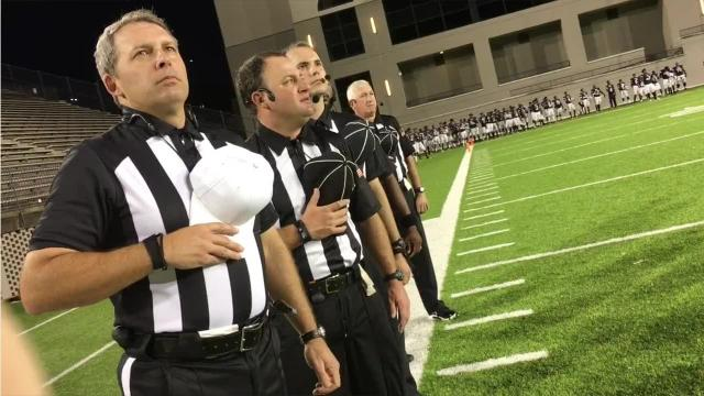 Ref Shortage On The Field Zebras Are An Endangered Species