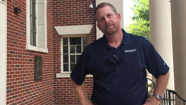 Lee talks about some of the issues facing Montgomery and his district