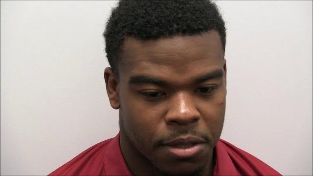 Alabama junior running back Damien Harris breaks down keys to having great vision.