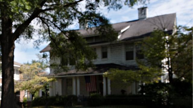 Historic houses in Capitol Heights