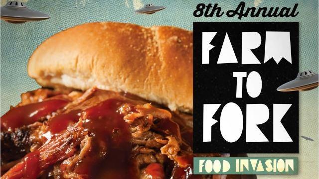 Farm to Fork Food Invasion