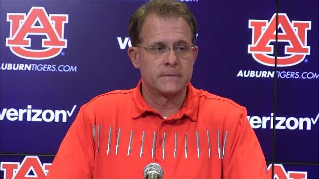 Malzahn believes Auburn can still have special season