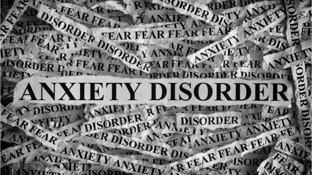 anxiety nervous breakdown