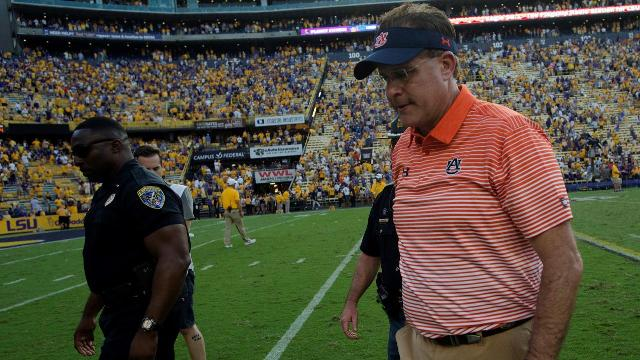 AUBURN TODAY: Tigers back on road after LSU loss