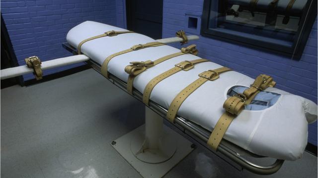 Torrey McNabb's execution