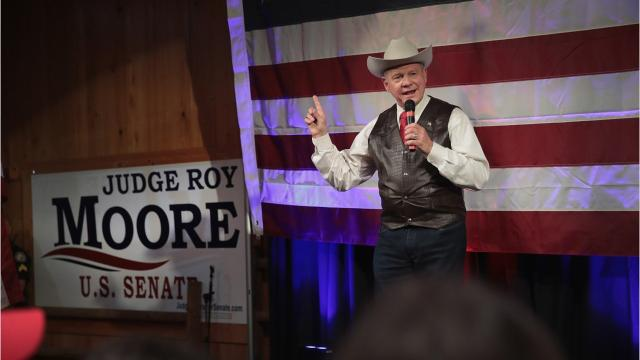 Roy Moore forms fundraising PAC