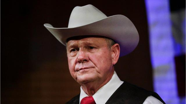 Roy Moore allegations
