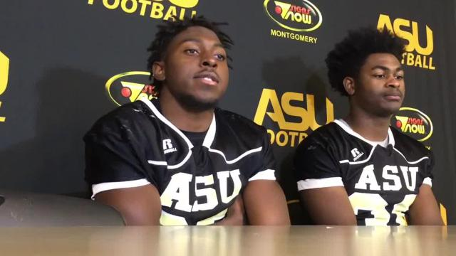 VIDEO: ASU's Ezra Gray after loss to Grambling State