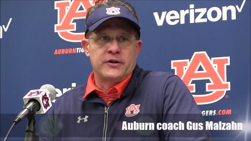 Auburn fans 'off the charts' in Georgia win