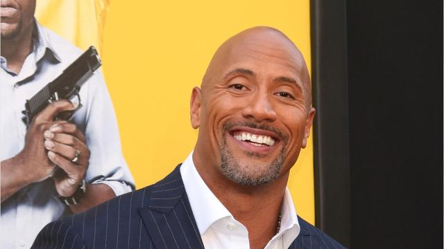 Dwayne Johnson To Receive Star On Hollywood Walk Of Fame