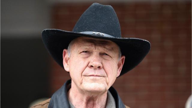 Roy Moore is running again for U.S. Senate
