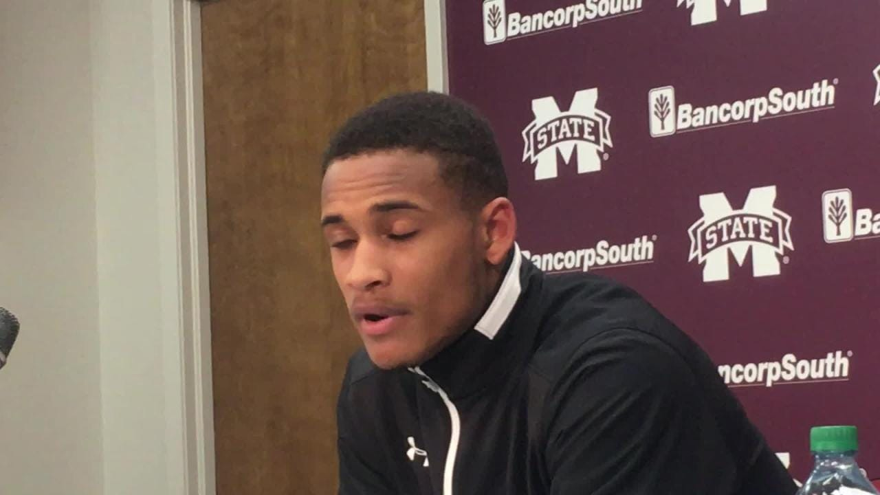 Auburn guard Bryce Brown after 76-68 win at Mississippi State.