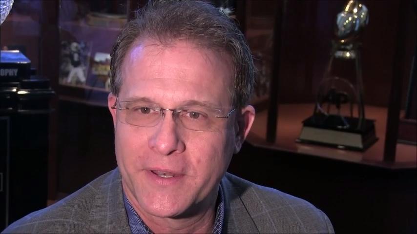 Auburn head football coach Gus Malzahn likes the hiring of new athletic director Allen Greene.