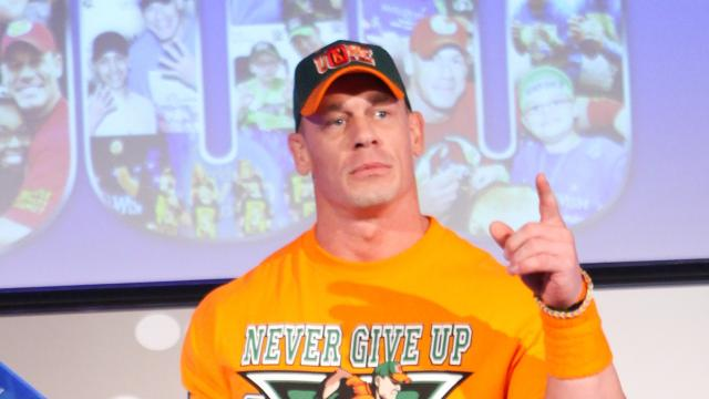 John Cena to Play Duke Nukem in Live-Action Movie?
