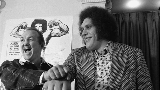 HBO's Andre The Giant Documentary Has A Full Trailer And Release Date