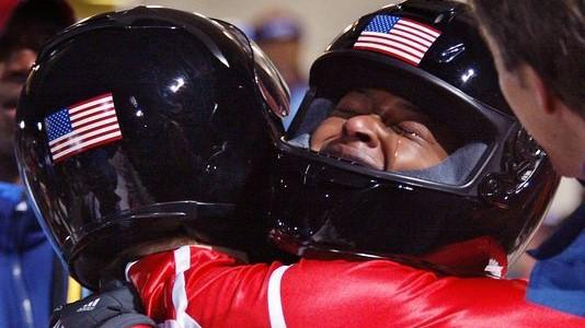 Flowers 'inspired' more African-American women to bobsled