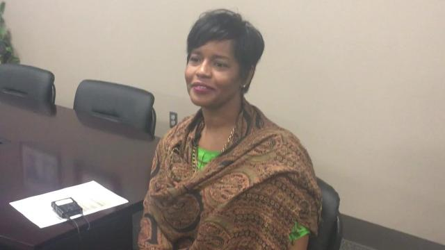 Montgomery County Circuit Clerk Tiffany McCord