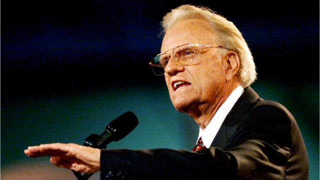 Billy Graham's 3 Nashville crusades touched hundreds of thousands