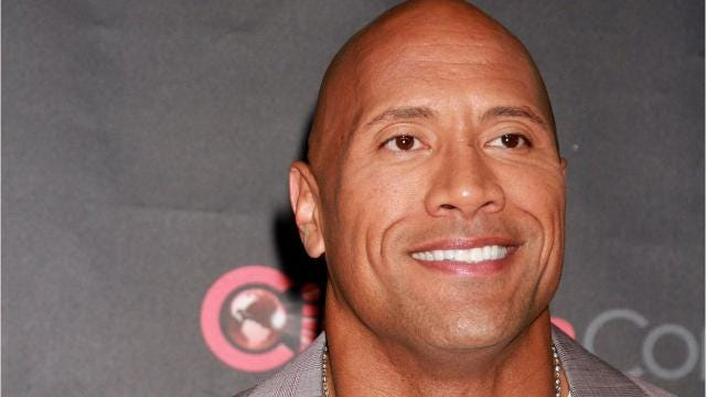 The Rock Shares Hilarious Throwback Halloween Costume