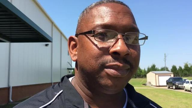 Brewbaker Tech coach Chauncey Shines says he's happy that the AHSAA will have two regionals in Montgomery.