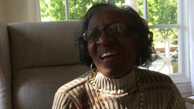A longtime resident and a new resident share their stories about the Cottage Hill community on the outskirts of downtown Montgomery.