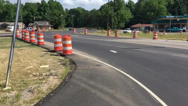 Highway 143 is set to be resurfaced from the Highway 14 intersection in Elmore to Chilton County