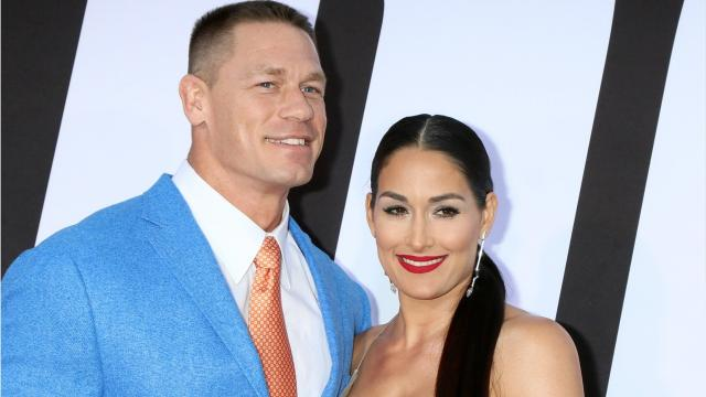"""A month after calling off their wedding, John Cena and his ex-fiancée, Nikki Bella, were spotted strolling together in San Diego. TMZ posted a pic of the former couple on Saturday that showed them strolling down the street holding coffee cups. They were in the Mission Hills neighborhood of San Diego. Their reunion comes just days after the Blockers star appeared on the Today show. He said he wants nothing more than to reunite with Bella. The two dated for six years. One of the issues that led them to pull the plug on their wedding was the WWE superstar saying he didn't want to have kids. but he told Today's Kathie Lee Gifford and Hoda Kotb, """"I still would love to have a family with Nicole."""""""